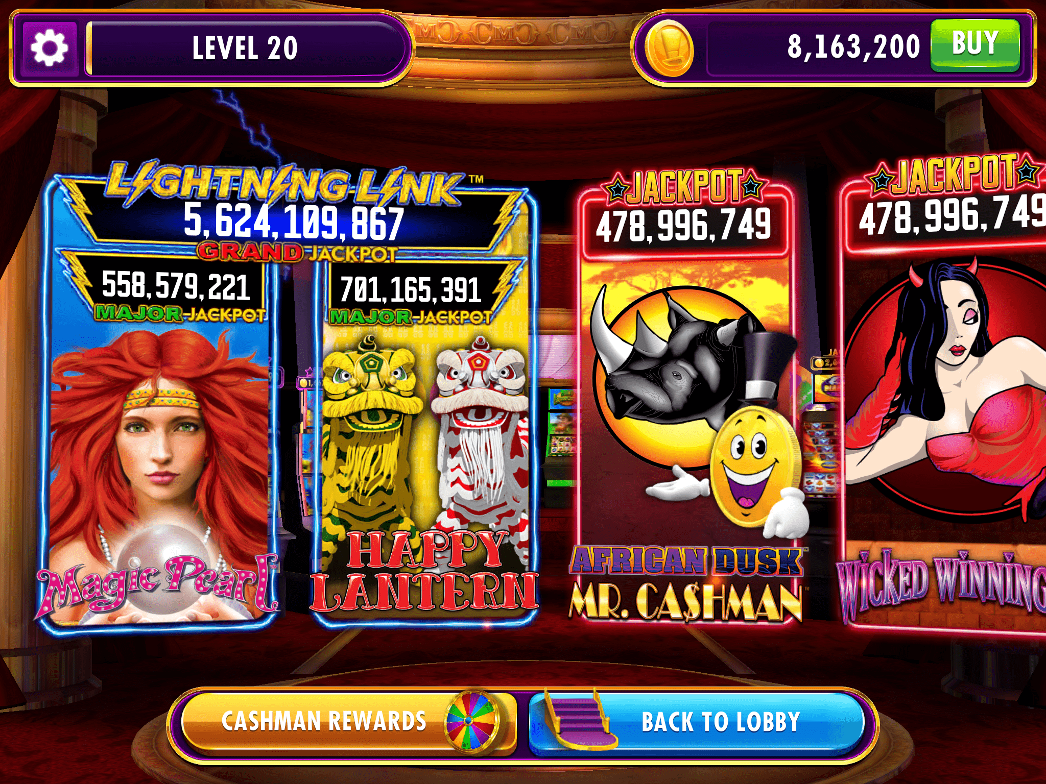 Top paying online casino